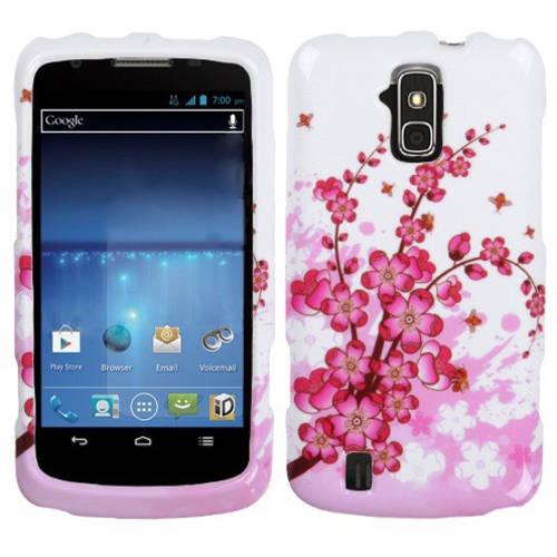 ZTE N9100 Force 4G LTE MyBat Protector Case, Spring Flowers