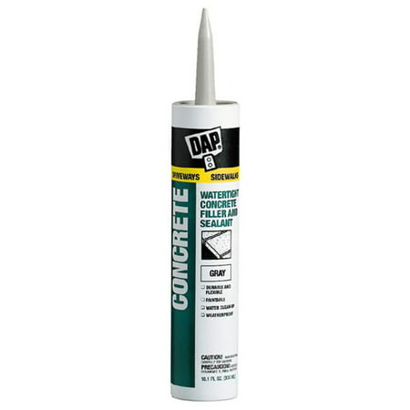 Dap 18096 10.1 oz Concrete Waterproof Filler &