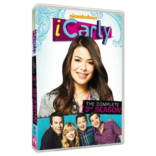 ICARLY-COMPLETE 3RD SEASON (DVD/2DISCS)