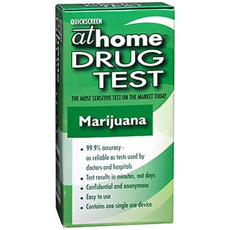 3 Pack  - At Home Drug Test Marijuana 1 Each