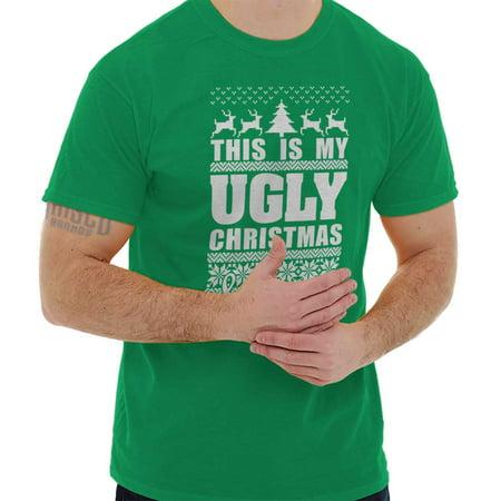 Ugly Christmas Shirt Ideas (Holiday Cheer Funny Xmas Gift IdeasMy Ugly Christmas)