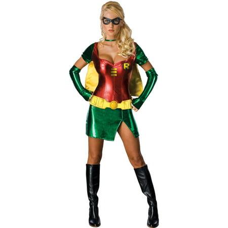 Women's Sexy Robin Costume - Robin Costume Women