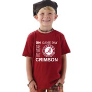 Alabama Crimson Tide On Game Day Baby/Toddler T-Shirt