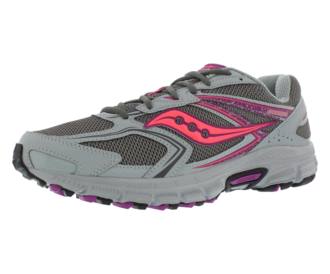 Saucony Grid Cohesion Tr9 Running Women's Shoes Size by
