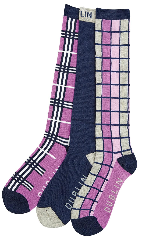 Dog Socks Pack Pink Adults One Size Weatherbeeta Dublin