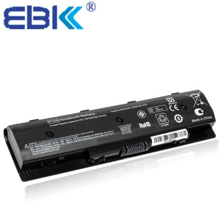 EBK NEW Extended life Replacement notebook Battery HP PI06 Notebook Battery for PI06XL PI09 710416-001 710417-001 PN#:HSTNN-LB4N HSTNN-LB4O P106 PI06XL PI09 Laptop Computers[10.8V 5200mah]