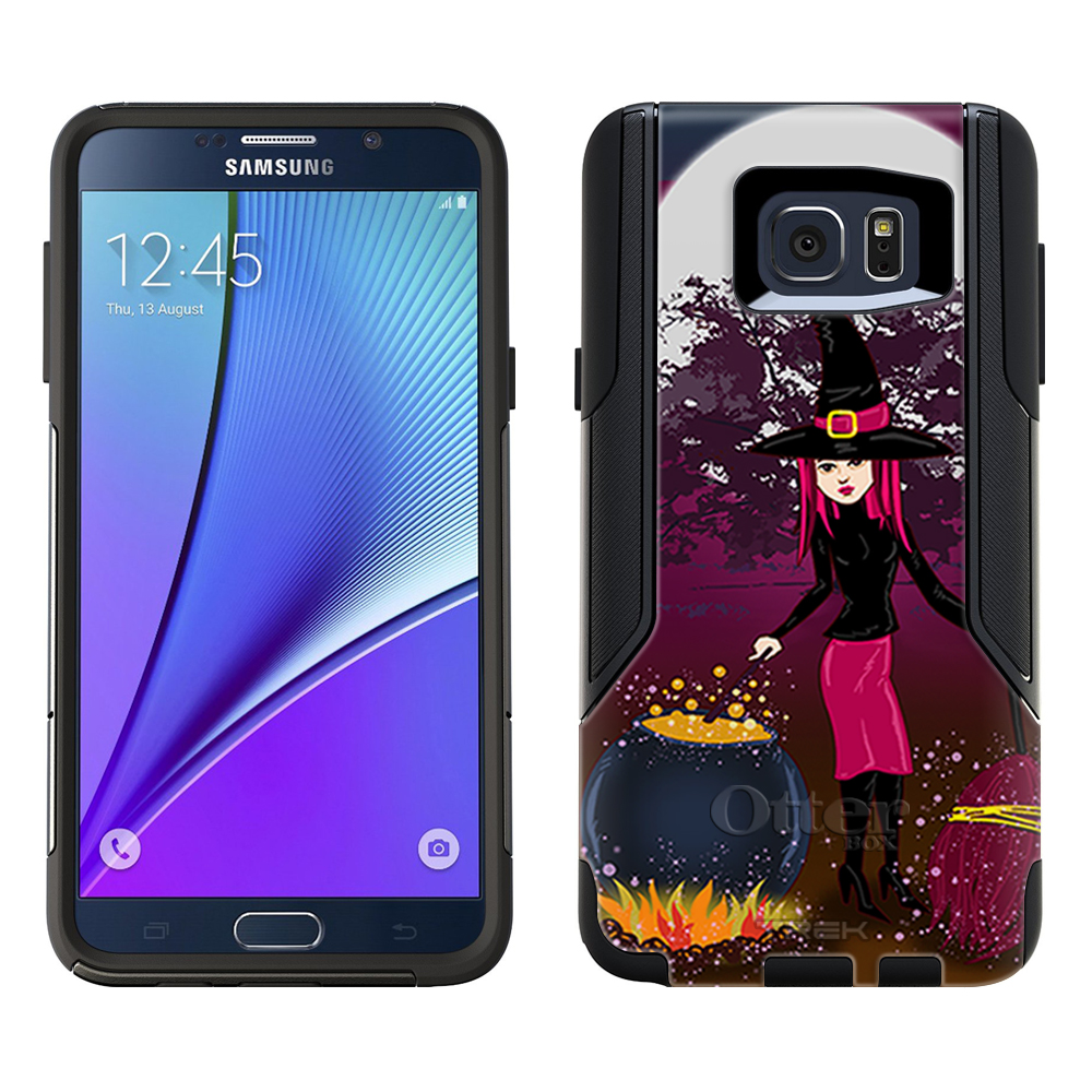OtterBox Commuter Samsung Galaxy Note 5 Case - Lily OtterBox Case