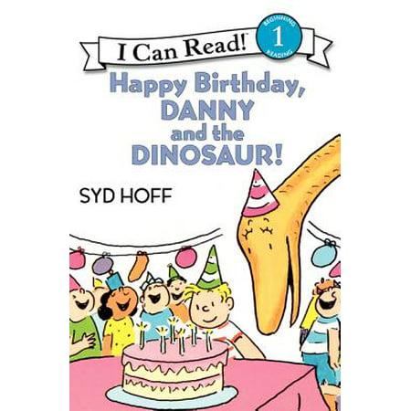 Happy Birthday, Danny and the Dinosaur! (Paperback)