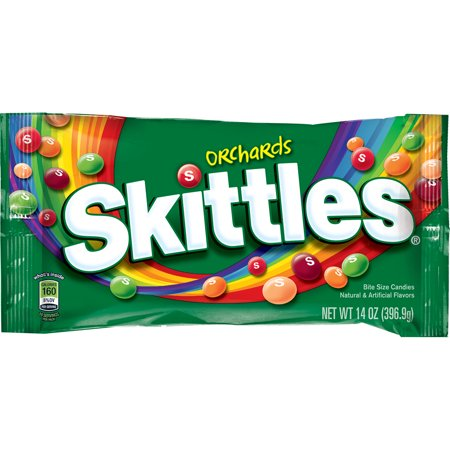 Skittles Orchards Candy Bag, 14 ounce