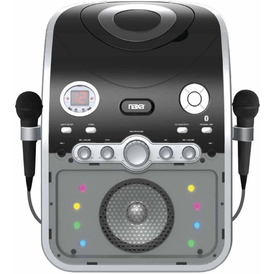 Naxa NKM-100 Bluetooth Karaoke System by Naxa