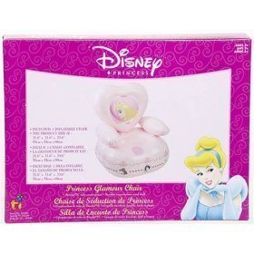 Disney Princess Inflatable Glamour Chair by Toy Island