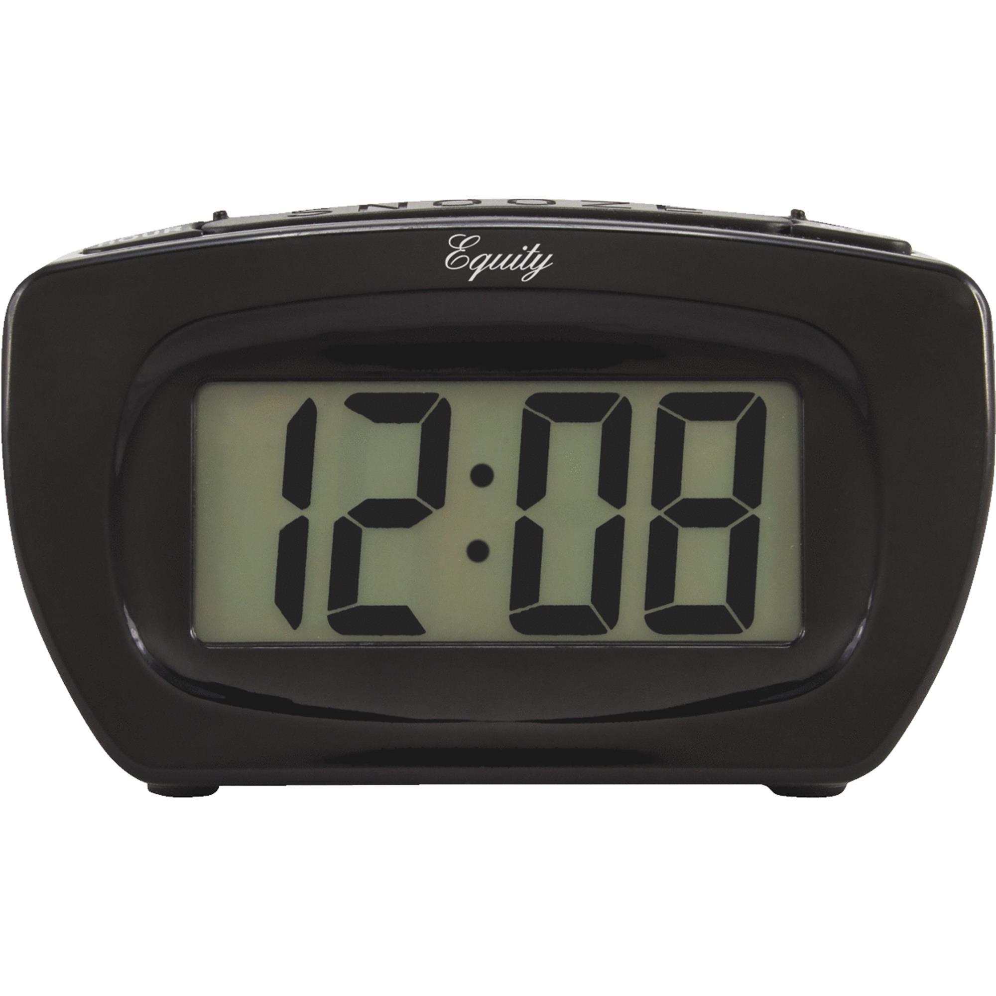 La Crosse Technology Equity Extra Loud Battery Operated Alarm Clock