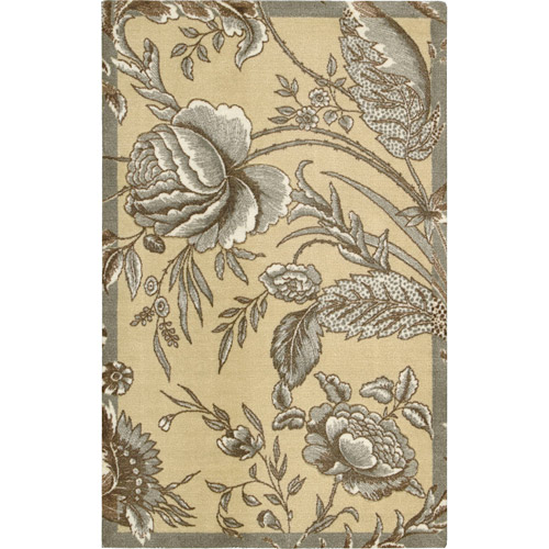 """Nourison Waverly Artisanal Delight """"Fanciful"""" Area Rug"""