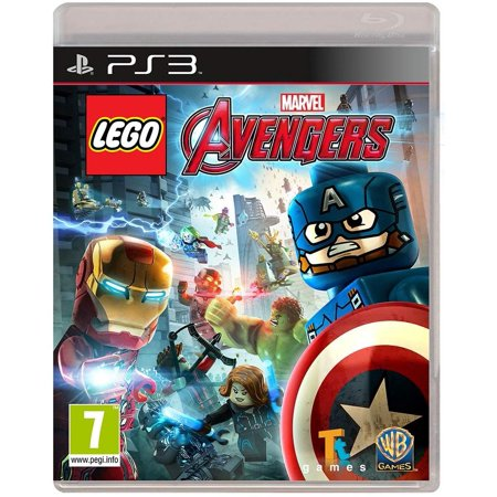 Lego Marvel Avengers (PS3 Game) Sony PlayStation 3 (Bf Harline Ps3)