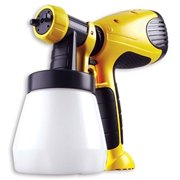Best Electric Paint Sprayers - Wagner 0417005D Control Spray Power Paint Sprayer Review