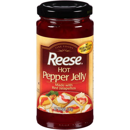 Reese Hot Pepper Jelly, 10 oz, (Pack of 6) - Walmart.com