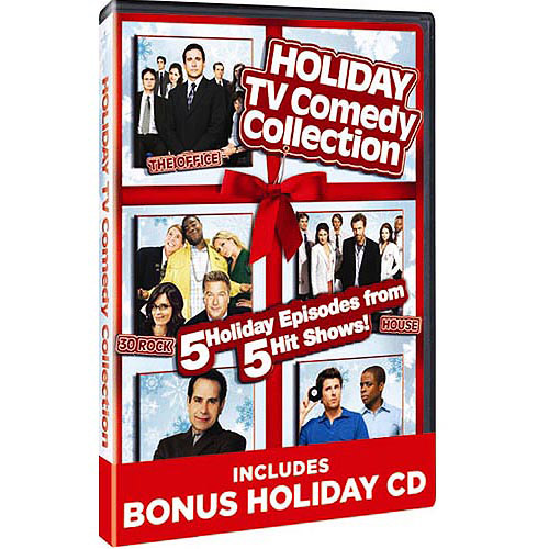 Holiday TV Comedy Collection (With Holiday CD)   (Widescreen)