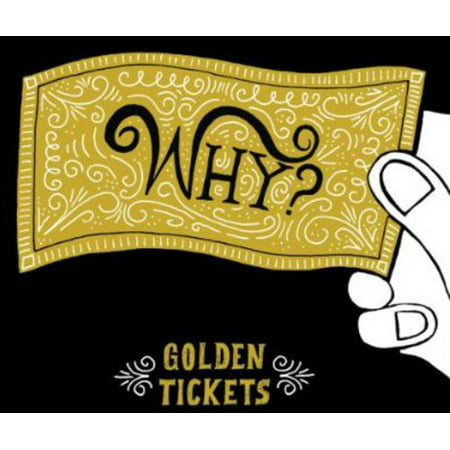 Golden Tickets - Party Tickets