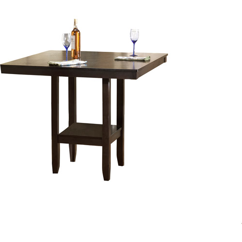 hillsdale furniture arcadia counter height table espresso finish