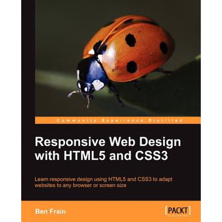 Responsive Web Design with Html5 and Css3 (Beginning Responsive Web Design With Html5 And Css3)