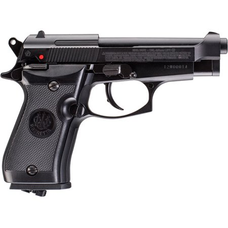 Beretta Model 84Fs Blowback  177 Bb Co2 Air Pistol