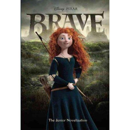 Brave: The Junior Novelization by
