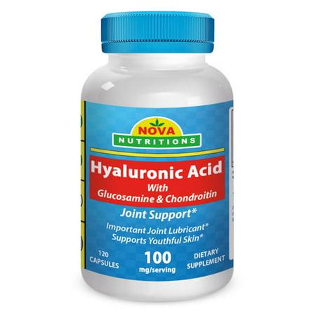 Nova Nutritions Acide hyaluronique