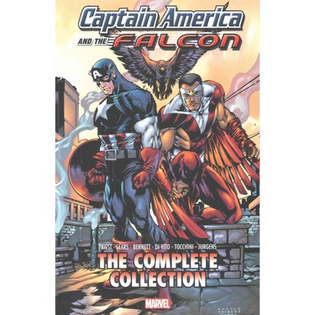 Captain America & the Falcon: The Complete Collection by