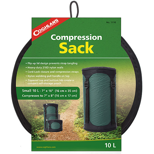 Coghlan's 1116 10 Liter Compression Sack
