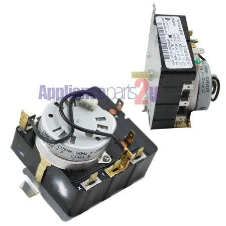 WE04X20416 TIMER FOR GE & HOTPOINT CLOTHES DRYER on