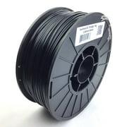 // -0.05mm dimension accuracy of 2.2 lbs Stronghero3d desktop 3d printer filament metallic Silk Grey fdm pla 1.75mm 1kg