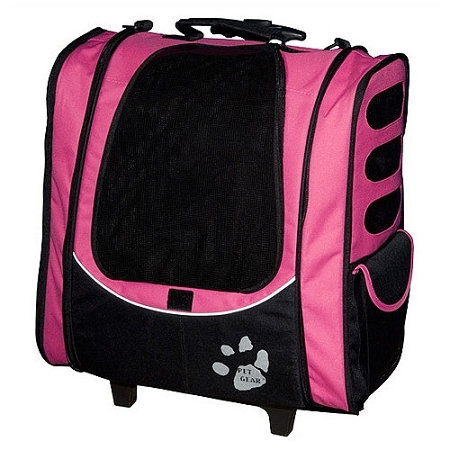 I-GO2 Escort Pet Carrier - Pink