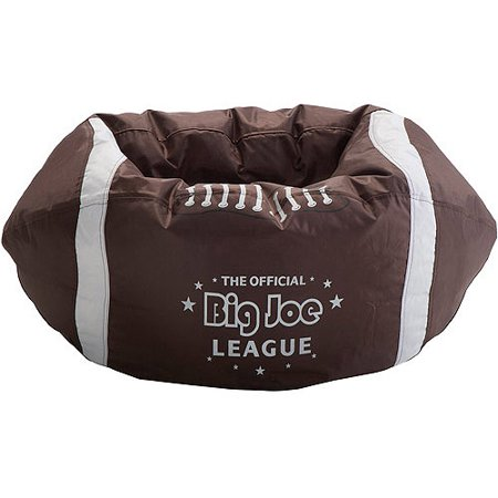 Big Joe Football Bean Bag Walmart Com