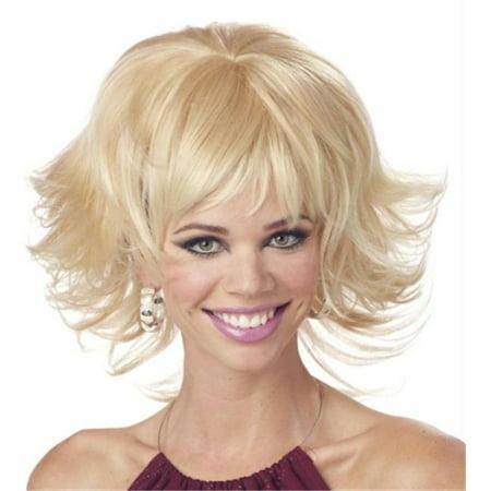 Wig Trippy Shag Blonde