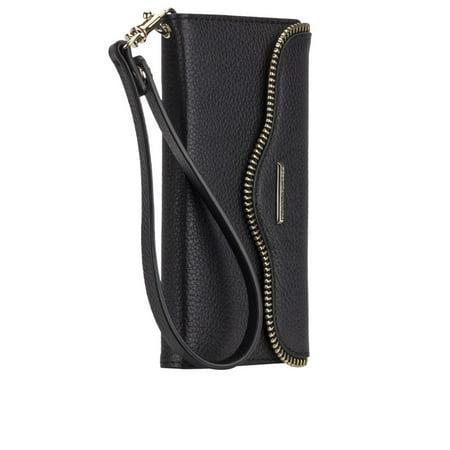 newest d0e23 9f82f New Case-Mate Rebecca Minkoff iPhone 6 Plus 6S Plus Leather Folio Case  Wristlet