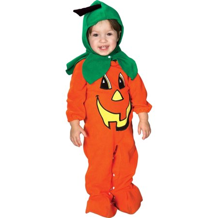 Morris costumes RU81209I Lil Pumpkin Infant Costume