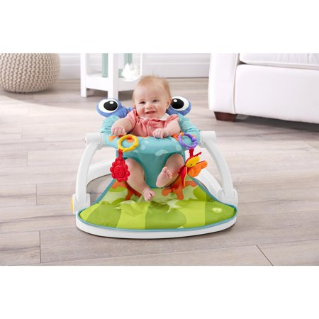 1d24508a1961 Fisher-Price Sit-Me-Up Floor Seat - Walmart.com