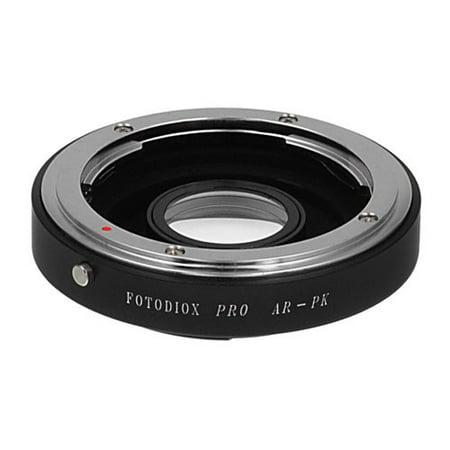 Pentax Pk Mount - Fotodiox Pro Lens Mount Adapter - Konica Auto-Reflex (AR) SLR Lens to Pentax K (PK) Mount SLR Camera Body