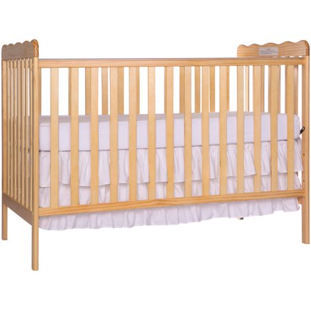 Dream On Me, Carson Classic 2-in-1 Convertible Crib, Choose Your Finish