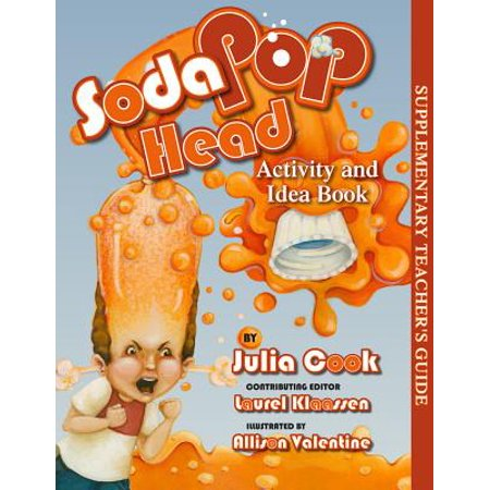 Soda Pop Head Activity and Idea Book for $<!---->