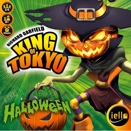 Halloween Food Games Online (King of Tokyo: Halloween)