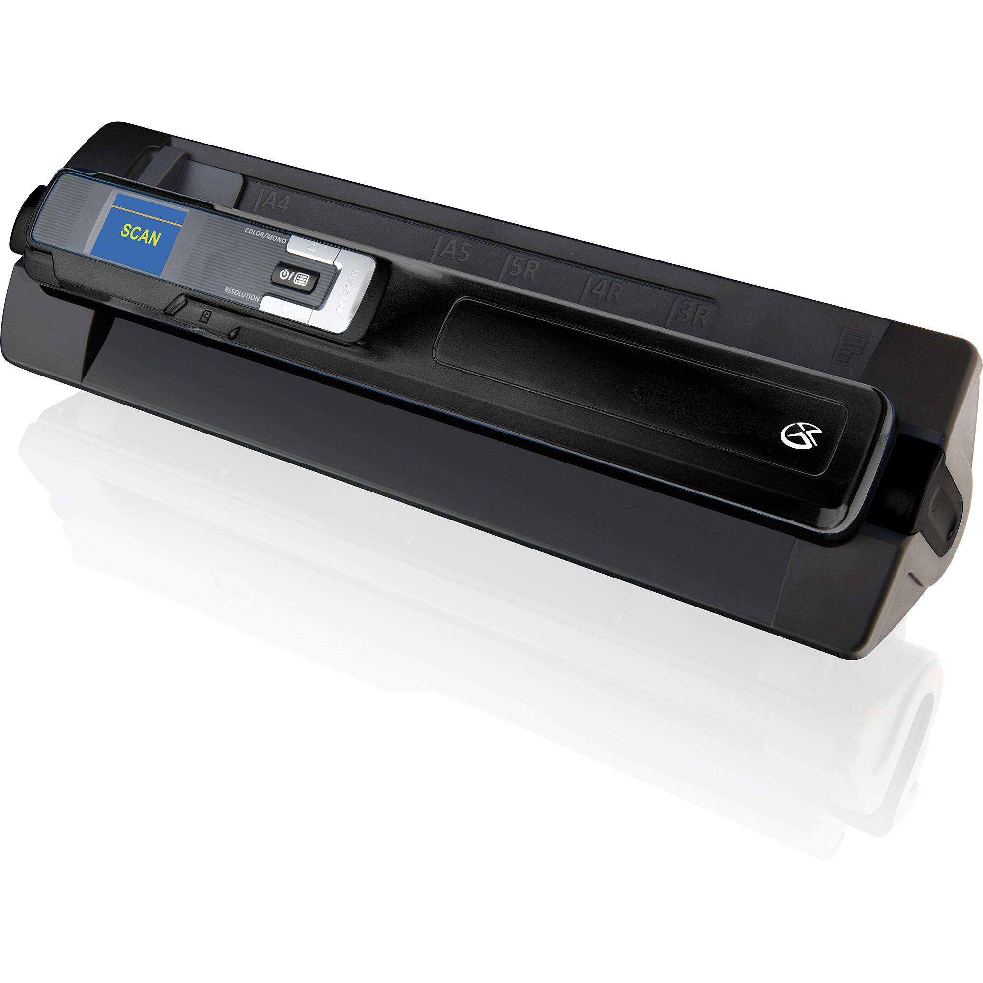 GPX Portable Photo/Document Scanner with Docking Station