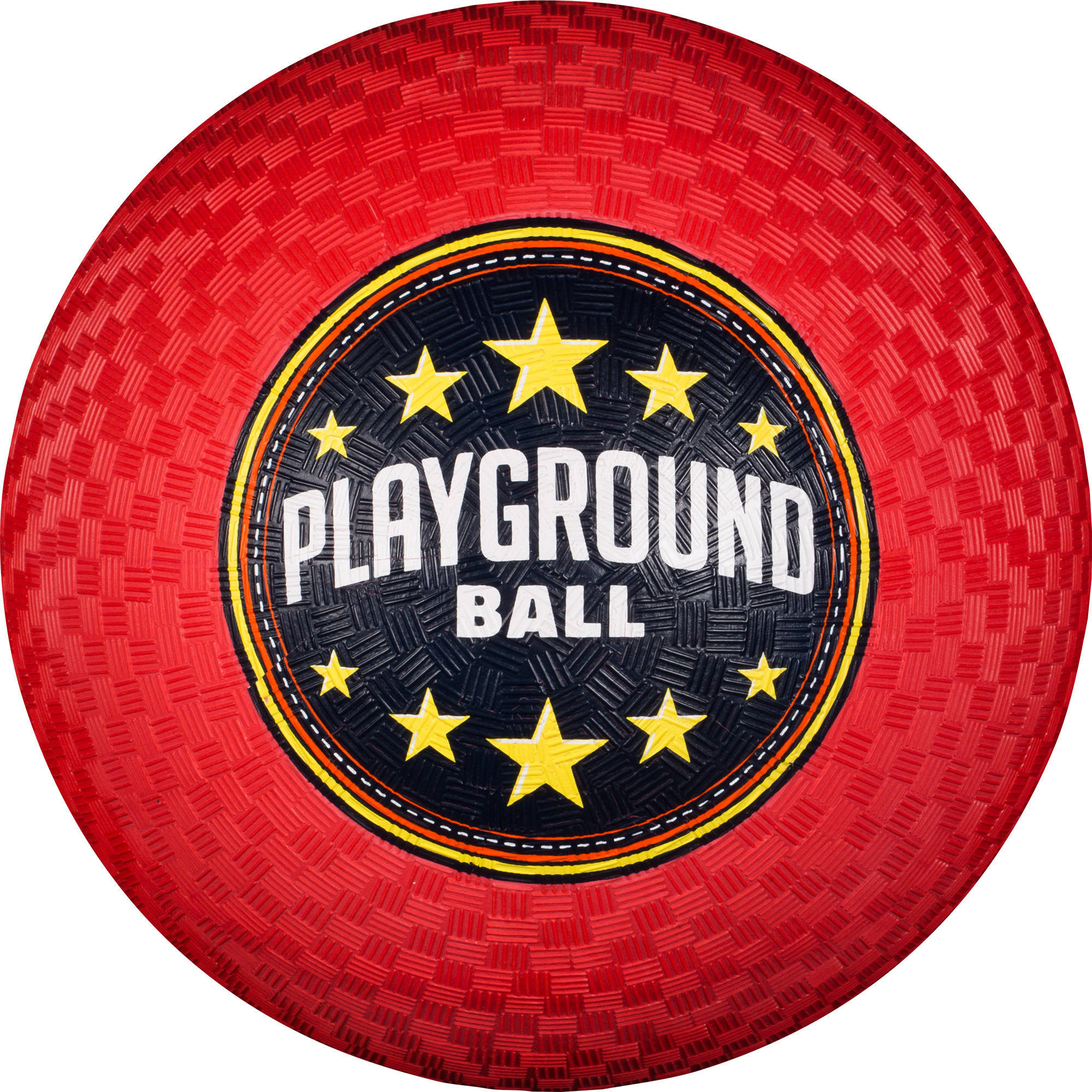 "Franklin Sports 8.5"" Playground Ball, Red"