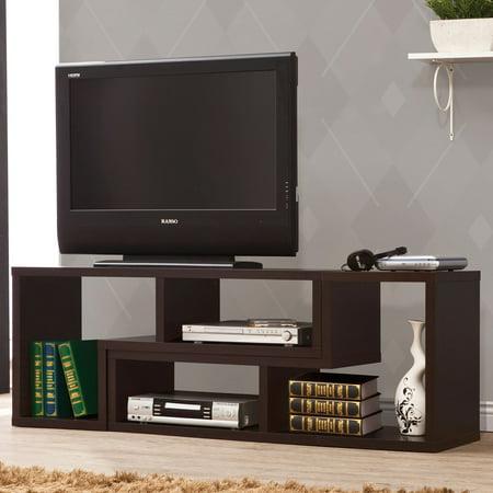 Coaster Company Living Room TV Console; Cappuccino ()