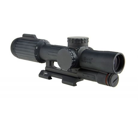 Trijicon VCOG 1-6x24 Variable Powered Riflescope w Segmented Circle Crosshair .3 by Trijicon