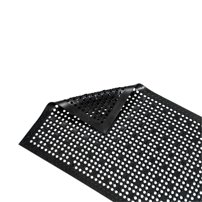 Millenium Mat 34030500 Versa-Lite Kitchen- Utility Mat 3X5 Black