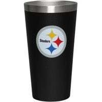 Pittsburgh Steelers 16 oz. Matte Finish Pint Cup - No Size