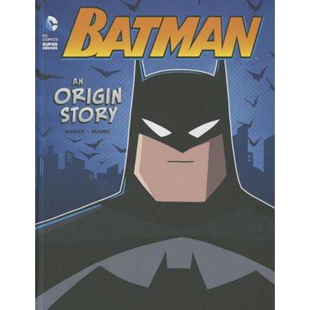 Batman: An Origin Story](Halloween Origin Story)