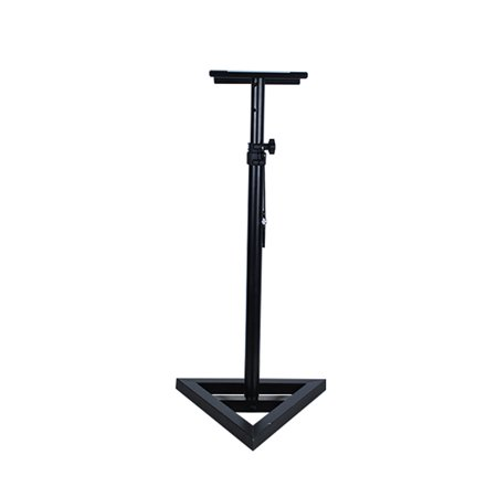 Seismic Audio  – Steel Monitor or Amp Stand Adjustable NEW Pro Audio Black – SR06