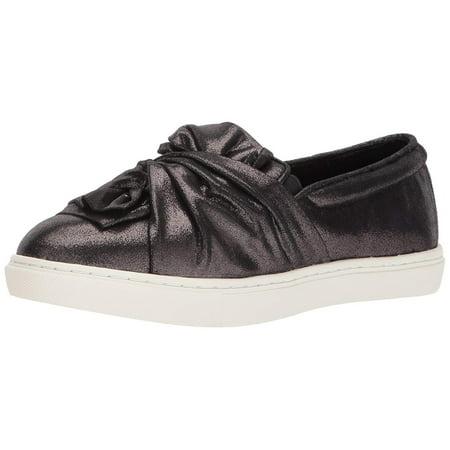- Yellow Box Womens Wendi Fabric Low Top Slip On Fashion Sneakers